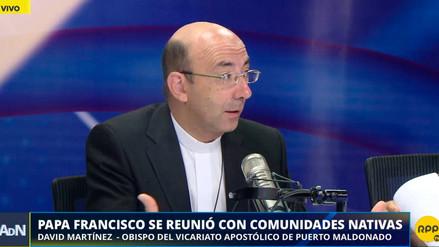 Obispo de Puerto Maldonado: