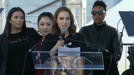 "Natalie Portman reveló que fue víctima de ""terrorismo sexual"""
