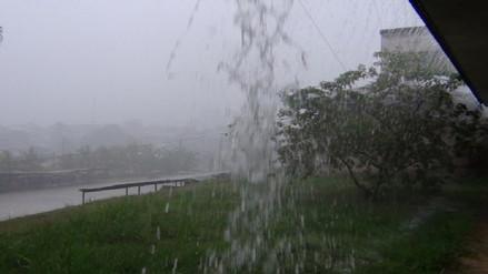 Por lluvias se mantiene alerta de desborde del río Huallaga