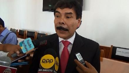 Iniciarán juicio a Alfredo Zegarra por Plan de Desarrollo Metropolitano