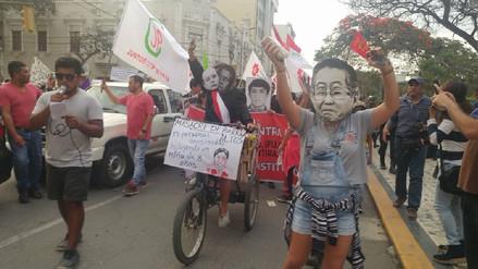 Ciudadanos vuelven a las calles por nulidad de indulto a Fujimori