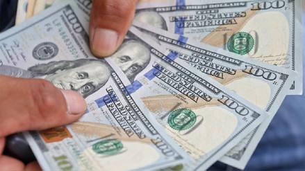 Tipo de cambio del dólar cerró a la baja en la sesión de este lunes