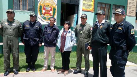 Con ayuda de helicóptero buscarán cadáver de española desaparecida en Cusco