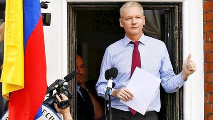 Presidente de Ecuador dijo que Julian Assange es