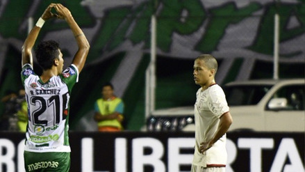 Universitario perdió 2-0 ante Oriente Petrolero por la Copa Libertadores