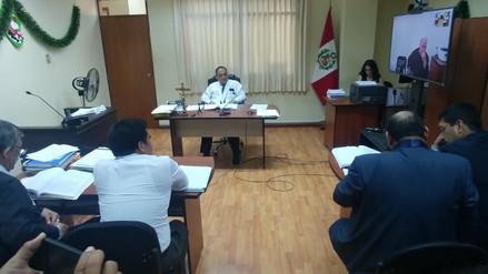 Defensa de exalcalde de Chiclayo espera fallo absolutorio