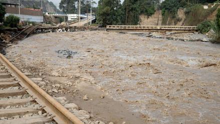 Senamhi advierte sobre el incremento del caudal del río Rímac