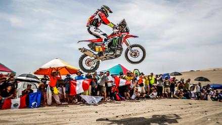 El Rally Dakar 2018, la competencia que regresó por todo lo alto al Perú