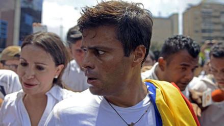 Nació el tercer hijo del opositor venezolano Leopoldo López