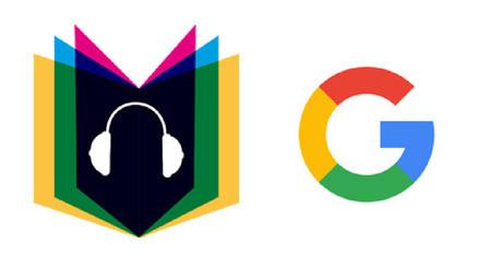 Google empezó a vender audiolibros en su tienda online