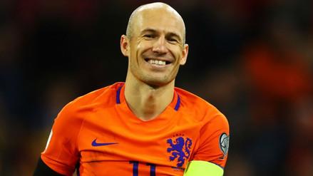 FIFA celebra el cumpleaños de Arjen Robben con su mejor gol en los Mundiales