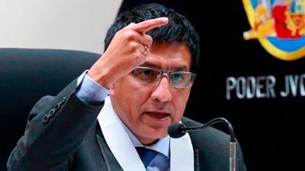 El juez Richard Concepción Carhuancho continuará a cargo del caso de Alejandro Toledo