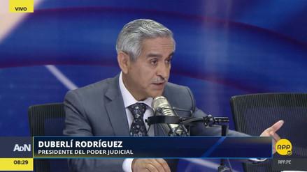 """Rodríguez sobre el caso Sodalicio: """"No está agotada la posibilidad de que sea visto por los tribunales peruanos"""""""