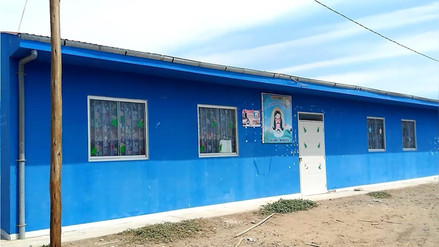 Roban bomba de agua y calaminas en colegio de Monsefú