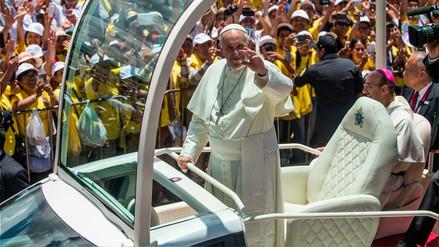 Interactivo | El recorrido del papa Francisco por el Perú