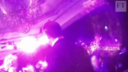 Una periodista encubierta denunció acoso en una cena empresarial benéfica en Londres