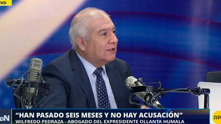 """Abogado de Nadine Heredia: """"Han pasado seis meses y medio y no hay acusación fiscal"""""""