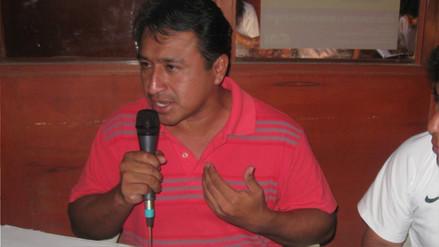 Chiclayo: declaran reo contumaz al exalcalde de Santa Rosa