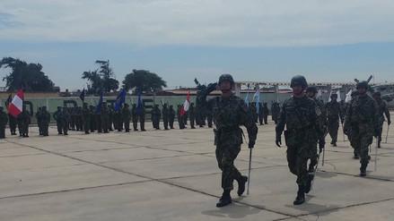 Reconocen al comandante general de la Séptima Brigada de Infantería