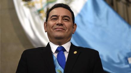 El Gobierno de Guatemala dijo que Morales
