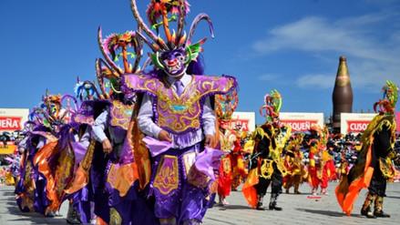 Más de 100 conjuntos folklóricos se preparan para festividad Virgen de la Candelaria