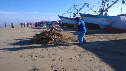 En quincena de febrero realizarán segunda limpieza de playas