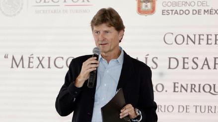 El secretario de Turismo de México planteó legalizar la marihuana en zonas turísticas