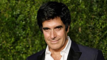 David Copperfield vuelve a ser acusado de abuso sexual
