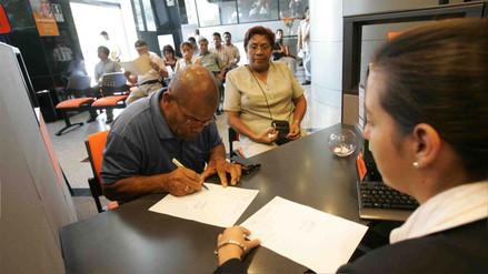 AFP: Fondos de pensiones crecerán este año a menor ritmo que el 2017