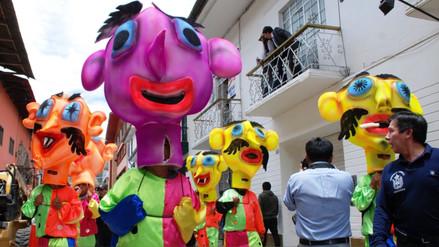 Bando apertura actividades oficiales del carnaval cajamarquino 2018