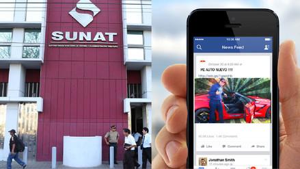 Sunat revisa Facebook de contribuyentes para detectar evasión tributaria