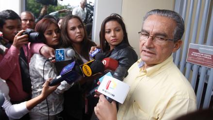 """Alejandro Aguinaga: """"Inhabilitar políticamente no es función del Defensor del Pueblo"""""""