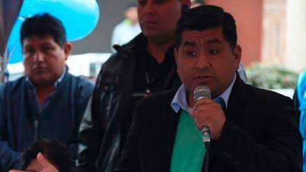 El JNE suspendió directamente a Ángel Chilingano como alcalde de V.M.T