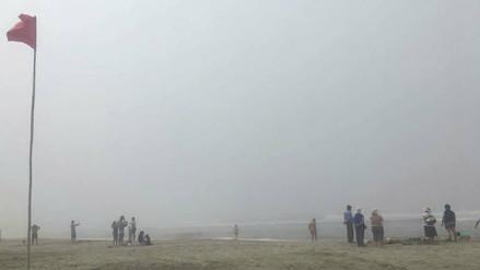 Cierran puertos y caletas de Lambayeque por presencia de niebla densa