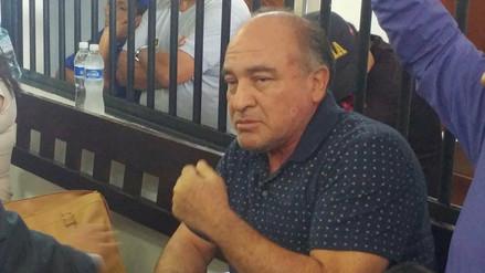 Reprogramaron inicio de juicio contra Roberto Torres por peculado