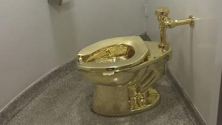 La Casa Blanca pidió un cuadro de Van Gogh, pero le ofrecieron un inodoro de oro