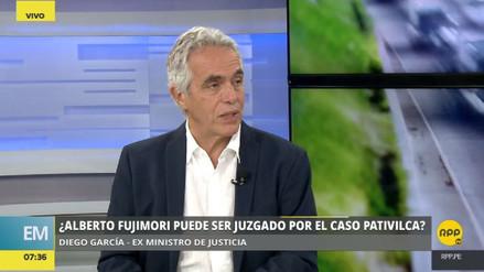 """Diego García-Sayán: """"El indulto y gracia presidencial sí se pueden revisar"""""""