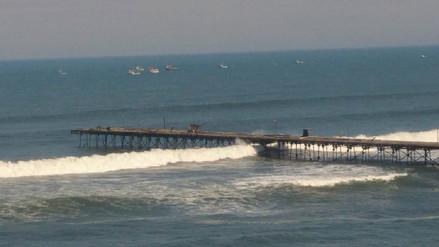 Puerto Eten es la única playa saludable en la región