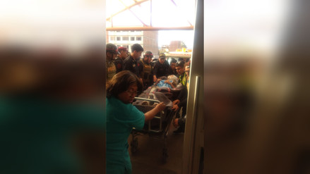 Policía quedó grave tras recibir impacto de bala en la cabeza