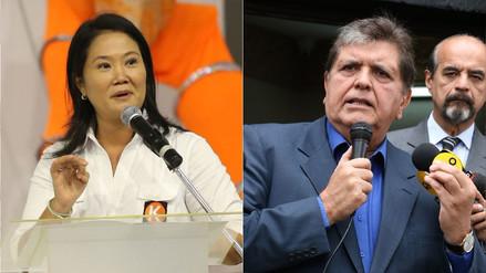 García Belaúnde: No está descartado que Keiko Fujimori y García sean investigados por Lava Jato
