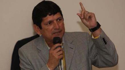 Avanza investigación compleja contra Agustín Lozano por presunta colusión