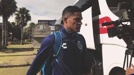 Padre de Anderson Santamaría sufrió accidente y jugador expresó su indignación