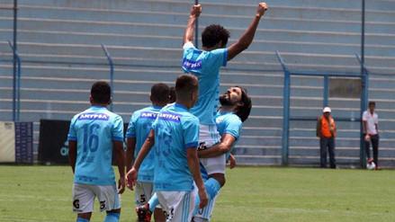 Sporting Cristal venció 2-1 a la U. de Chile en la tarde de la 'Raza Celeste'
