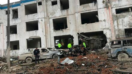 Ataque terrorista a puesto policial en Ecuador deja 28 heridos leves