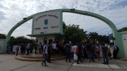 Autoridades de la UNPRG confían en conseguir licenciamiento antes de mediados del 2018