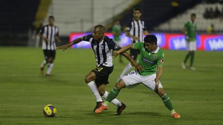 Alianza Lima perdió ante Audax Italiano en su noche de presentación