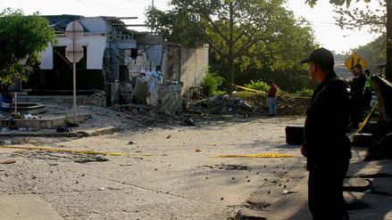 El ELN se atribuyó la autoría del atentado que dejó 5 policías muertos en Colombia