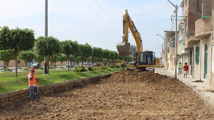 Municipio de Chiclayo inició rehabilitación de calles y genera tráfico