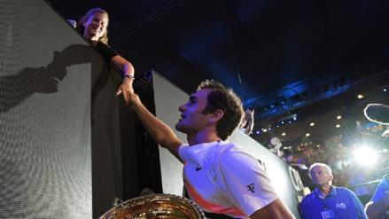 Mirka Vavrinec: la extenista suiza y apoyo incondicional de Roger Federer