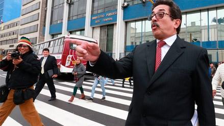 Enrique Cornejo: Algunos miembros de la comisión Lava Jato tienen actitudes de parcialidad probada